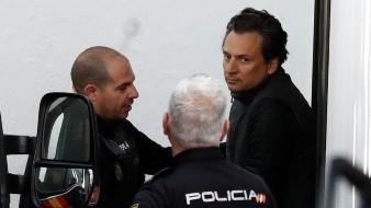 SRE espera expediente de Lozoya para proceder a solicitud de extradición
