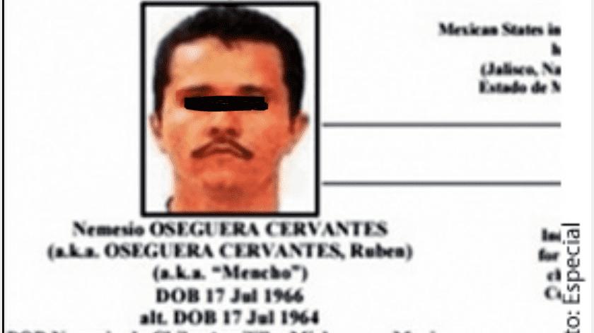 """La detención se produjo el miércoles justo después de la audiencia de detención de su hermano Rubén Oseguera """"El Menchito"""".(Especial)"""