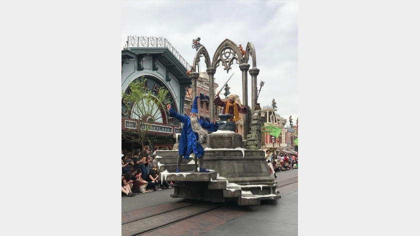 """Estrena Disney """"Magic Happens"""", su nuevo desfile(Andrea García)"""