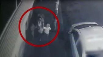 VIDEO: Niña logra evitar que sujeto secuestre a su hermana en Colombia