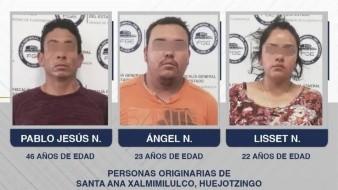 Detención de presuntos asesinos de estudiantes en Puebla es ilegal, asegura juez