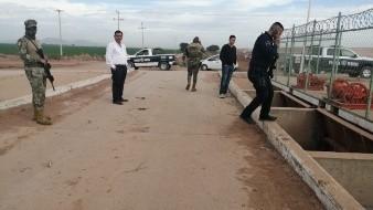 Perro embolsado, genera movimiento policiaco en Valle del Yaqui