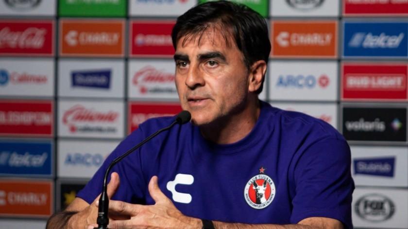 Gustavo Quinteros habló de los posibles cambios tácticos.(Cortesía)