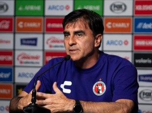 Gustavo Quinteros habló de los posibles cambios tácticos.