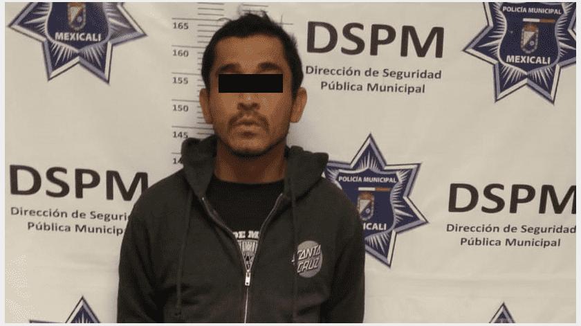 Capturan a asaltante de farmacia en Pueblo Nuevo(Cortesía)