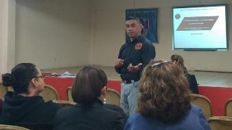 Instruyen a más de 300 docentes sobre la detección temprana de adicciones y violencia