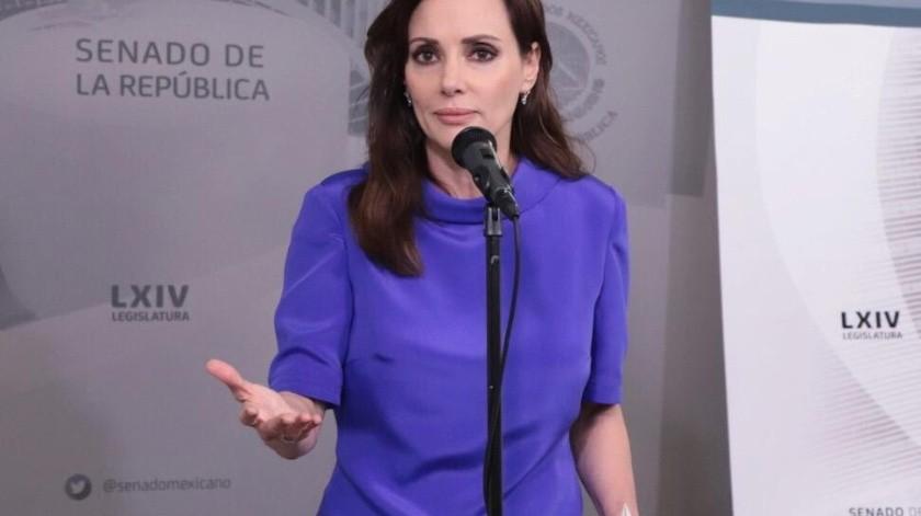 La senadora Lilly Téllez pide a la CFE la indemnización para Luis Fernando, quien cayó en un transformador subterráneo que explotó y le dejó heridas de por vida.(REDACCIÓN GH)