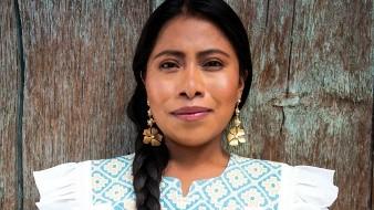 Yalitza Aparicio pide preservar lenguas indígenas