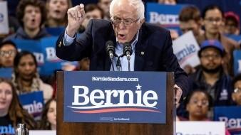 La carrera demócrata en Estados Unidos entró este domingo en una fase decisiva con todas las miradas centradas en el supermartes.