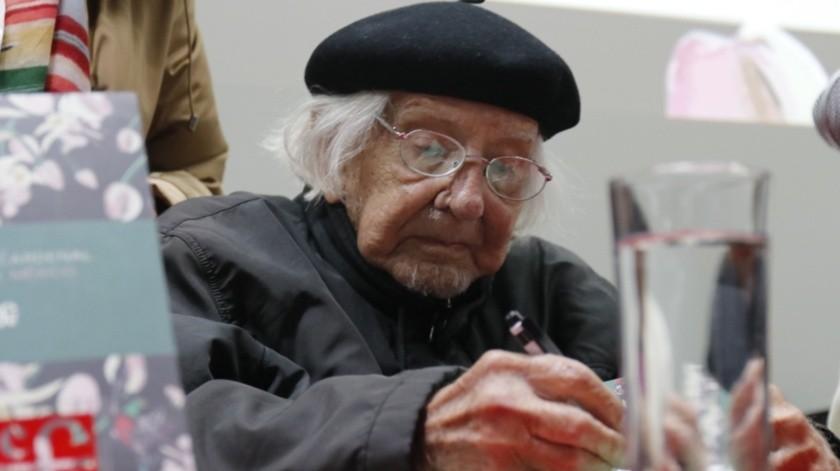 Ernesto Cardenal(Agencia Reforma)