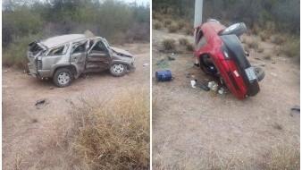 Accidente deja tres muertos y un lesionado en el Valle de Empalme