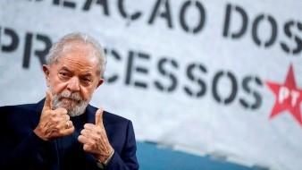 Nombran a Lula ciudadano de honor en París