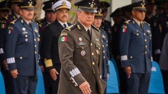 Nombran comandante de la II Región Militar a Ávila Astudillo