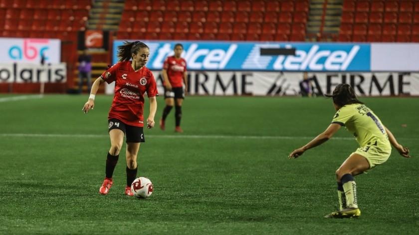Victoria contra América, prueba de consolidación: Carla Rossi
