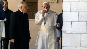 Papa Francisco da negativo a prueba de coronavirus