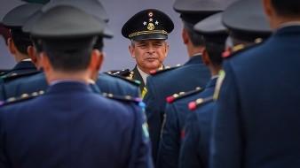 Viene a coordinar estrategia por la paz, dice el nuevo Comandante