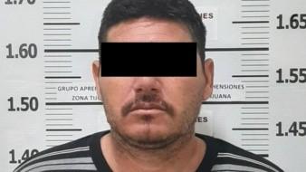 """El detenido responde al nombre de Octavio """"N""""."""