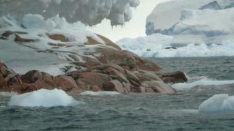 Descubren nueva isla en la Antartida