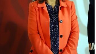 La Secretaria de Energía, Rocío Nahle