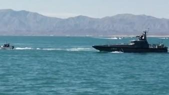 Agreden con bombas molotov a buque de Profepa dentro de refugio de la vaquita marina