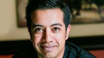 Jorge Gutiérrez se desempeña como chef ejecutivo en el restaurante Lona Cocina Tequilera en Florida.
