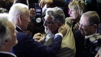 Establishment demócrata feliz ante el resurgimiento de Biden