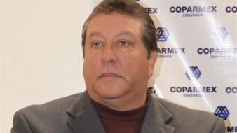 Martín Muñoz Barba, presidente de Coparmex Ensenada.
