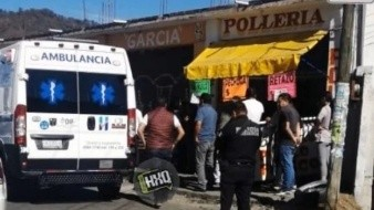 Ladrones asesinan a tiros a mujer en Edomex