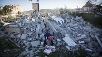 Israel derriba dos casas de 2 supuestos agresores palestinos