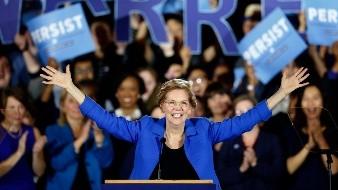 Elizabeth Warren se retirará de contienda presidencial: Medios estadounidenses