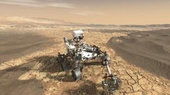 La NASA ya tiene nombre para su nuevo rover marciano