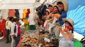 Traen de Oaxaca sus tradiciones y cultura