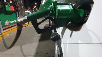 Por su parte la SHCP volvió a dejar sin el descuento en el IEPS a la gasolina Premium y al Diésel.