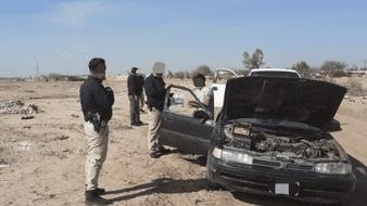 Realiza FGE operativo contra robo de vehículos