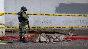 """Alarma por """"viejo"""" túnel cerca del muro con Calexico"""