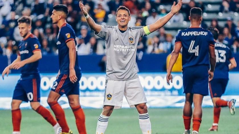 Javier Hernández(Instagram)