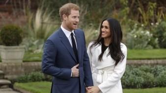 Último compromiso monárquico: Enrique y Meghan