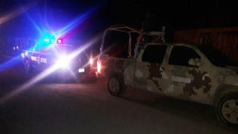 Según el informe de la Policía Estatal de Seguridad Pública ( PESP) los hechos ocurrieron en el Puesto de Revisión Cucapah de la ciudad de San Luis Río Colorado donde se detuvo al conductor del vehículo de carga.