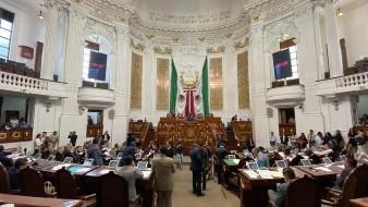 Congreso de la Ciudad de México, I Lesgislatura