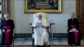 Escenas de hoy miércoles en Ciudad del Vaticano