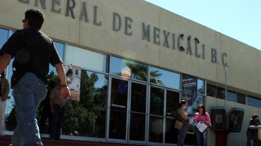 Victoria murió en Mexicali, el Día de la Mujer(Archivo)