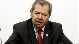 Muñoz Ledo acusa que en el Congreso