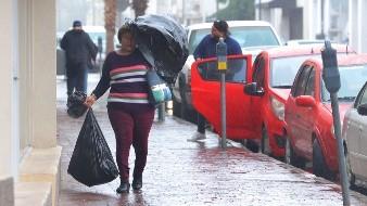 Lluvias fuertes en Baja California, Baja California Sur y Sonora, se prevén durante la noche de hoy