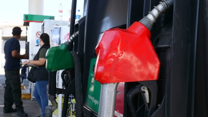 Baja en gasolina contiene inflación en primera quincena de marzo(Agencia Reforma)