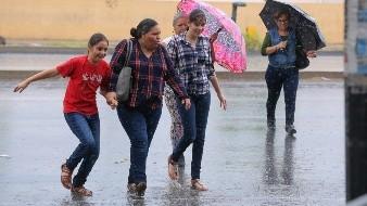 Se pronostican lluvias fuertes para Sonora, BC, Baja California Sur y Chihuahua