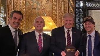 Funcionario brasileño que visitó a Trump da positivo a coronavirus