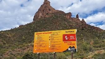 Planean convertir cerro Tetakawi en Parque Ecológico