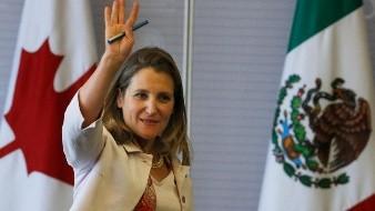 Avanza ratificación de T-MEC en Cánada; pasa al Senado
