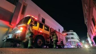Explota transformador y lesiona a hombre en el centro de Hermosillo