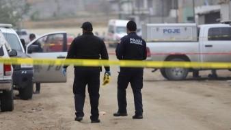 El cuerpo del hombre asesinado tenía un cable alrededor del cuello.